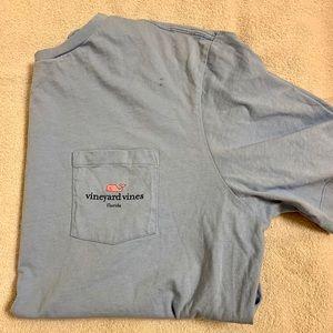 Men's Vineyard Vines Logo Shirt